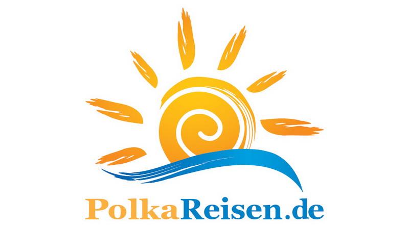 PolkaReisen-Logo Magnes